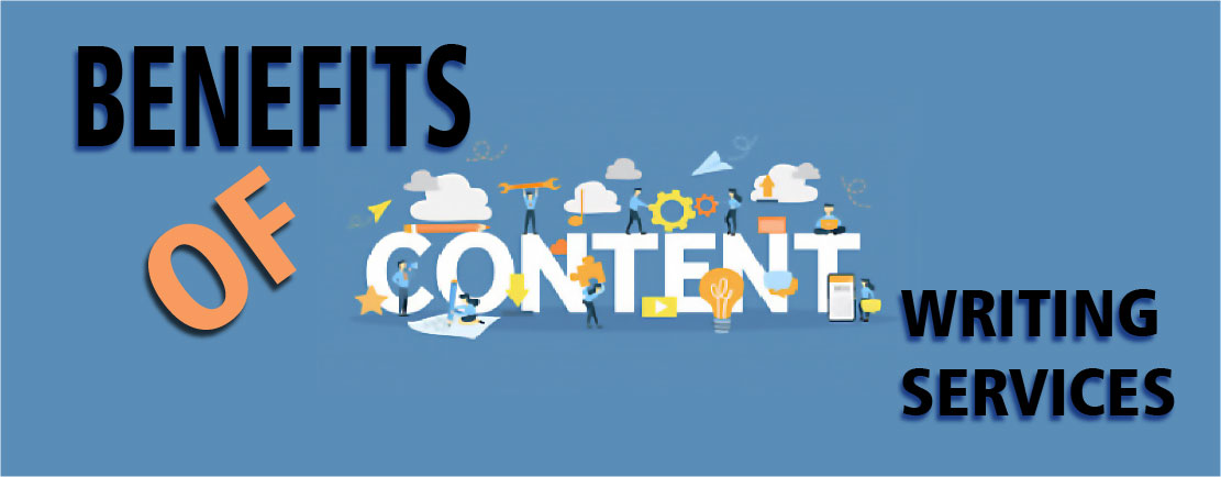 Benefits of Content Writing Services | We SEO Pro